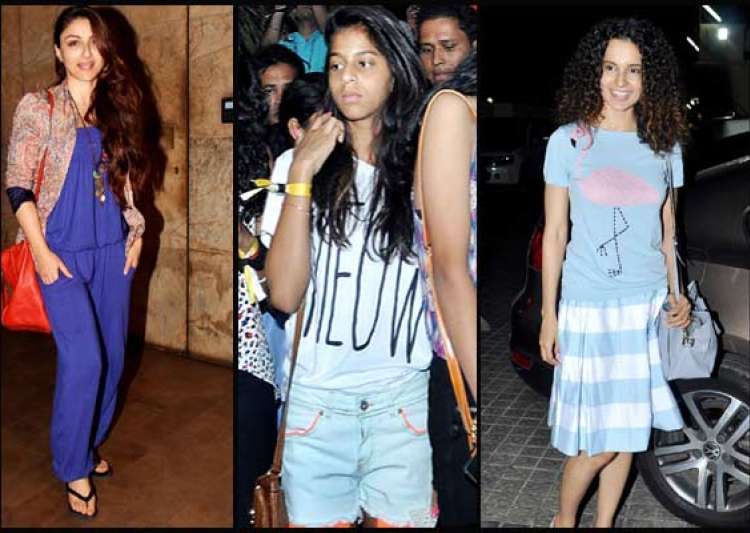 Sling bags : Latest style quotient in Bollywood (see pics)