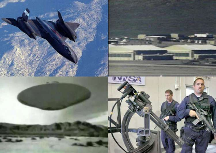 area 51 is secret us military base in nevada desert does it have aliens- India Tv