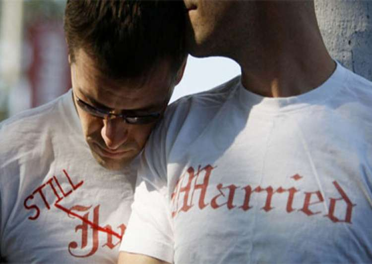 gay wedding reflects growing tolerance in china experts