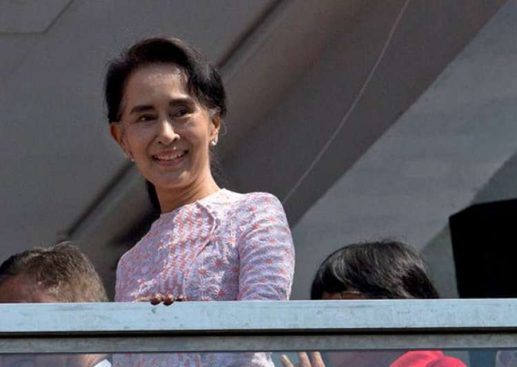 myanmar s opposition wins 77.3 percent seats in elections- India Tv