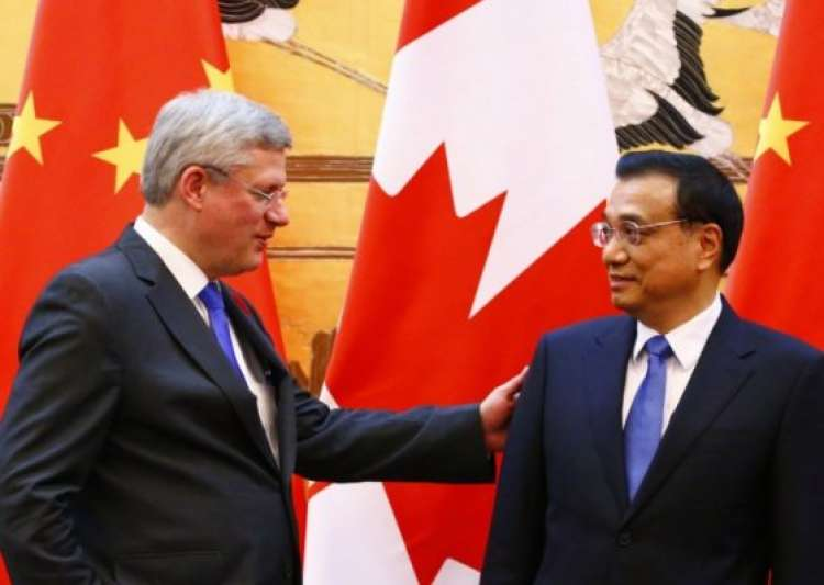 china canada relations China is also not in a rush to develop its relations with canada let it be this is  the most genuine attitude of chinese society.