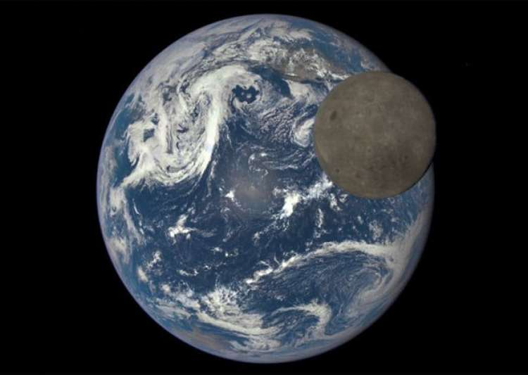 nasa reveals dark side of moon - photo #3