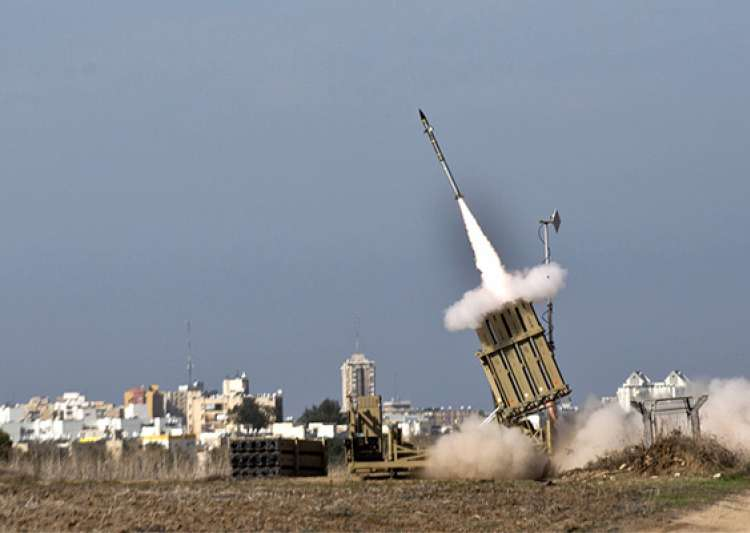 india looks to israel s iron dome to counter short range- India Tv