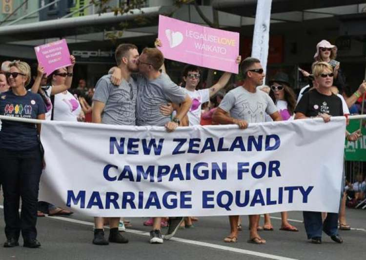 New zealand dating laws