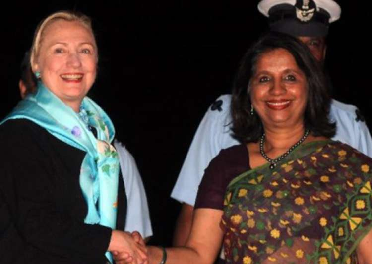 nirupama rao meets hillary clinton discusses range of