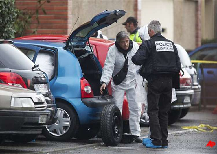 no sign french suspect had al qaida ties says official- India Tv