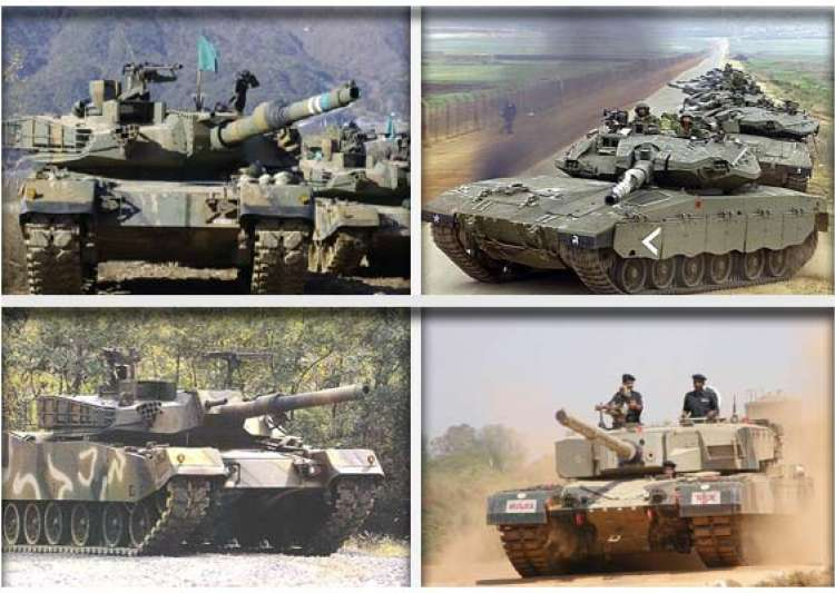 the world s ten best main battle tanks- India Tv