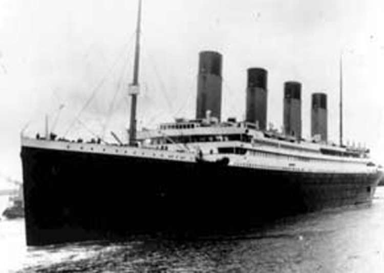 titanic captain was drunk when it hit the iceberg says- India Tv