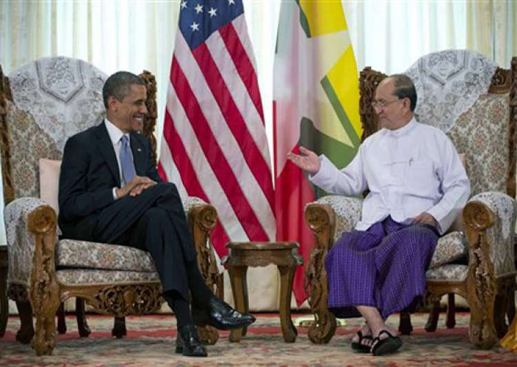 us corporates eyeing myanmar- India Tv