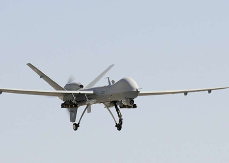 us drone attack kills 10 suspected militants in pakistan