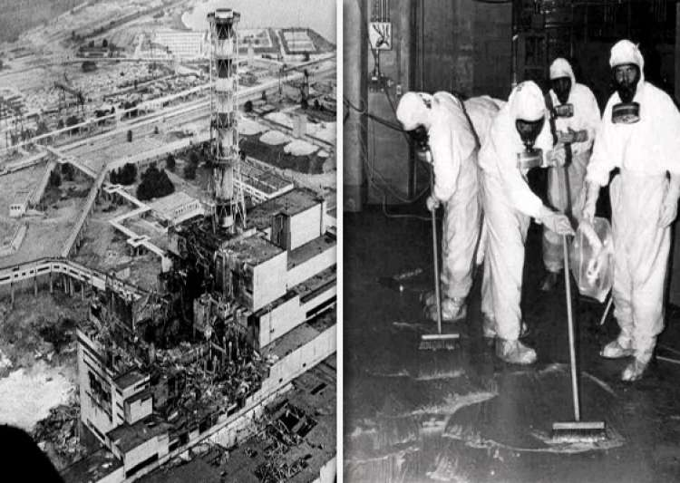 a history of nuclear accident in chernobyl The nuclear nightmare at chernobyl in northern ukraine, was the worst accident of its kind to have ever happened it official killed 31 people and left thousands, if not million of people effected.