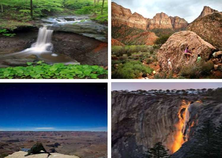 world s 7 most visited national parks- India Tv