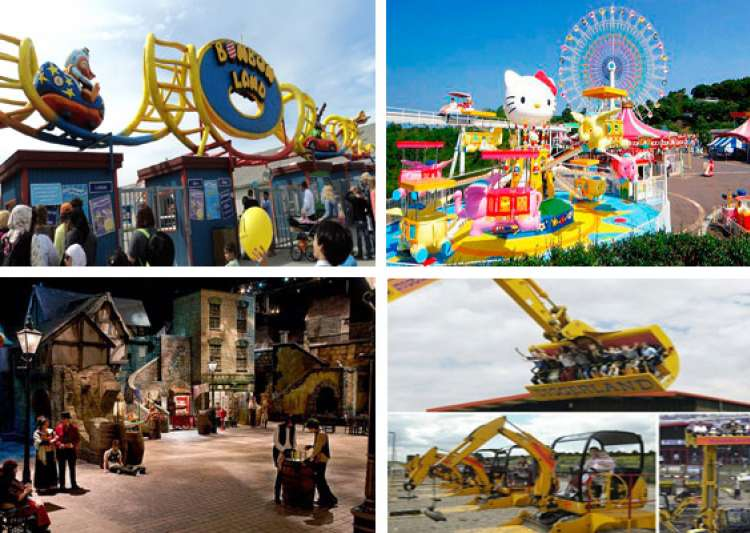 world s 8 weirdest theme parks- India Tv