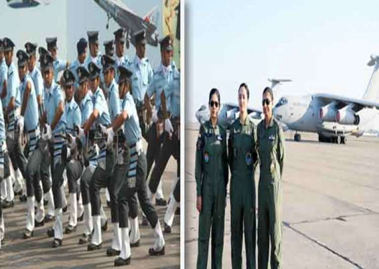 how to get admission in indian air force