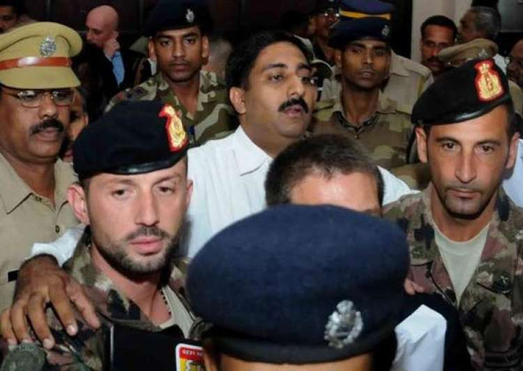 both italian marines return to delhi- India Tv