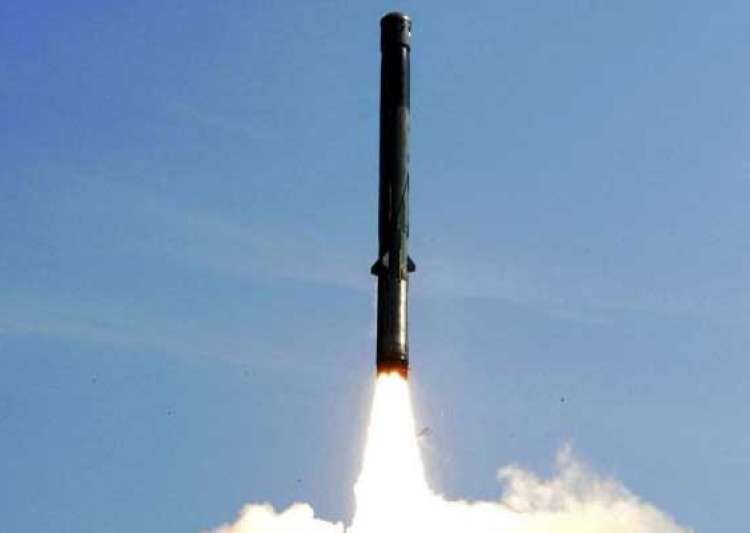 brahmos missile successfully test fired- India Tv