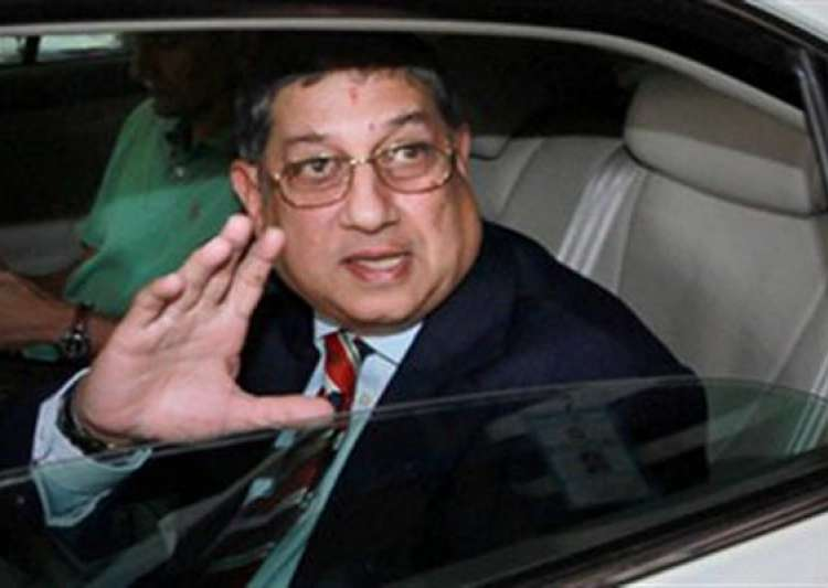 cbi seizes 11 imported luxury vehicles of bcci chief n- India Tv