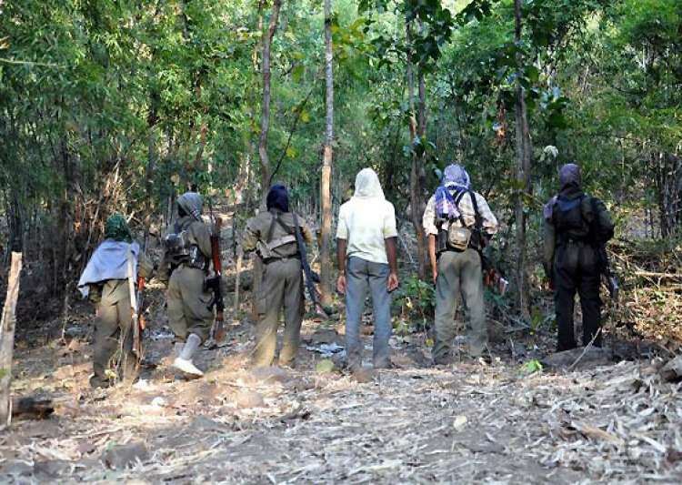 congress bjp allege bjd govt is hand in glove with odisha maoists- India Tv
