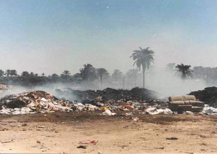 essay on pollution in pakistan