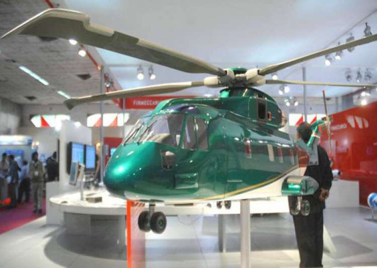finmeccanica promises help to cbi team