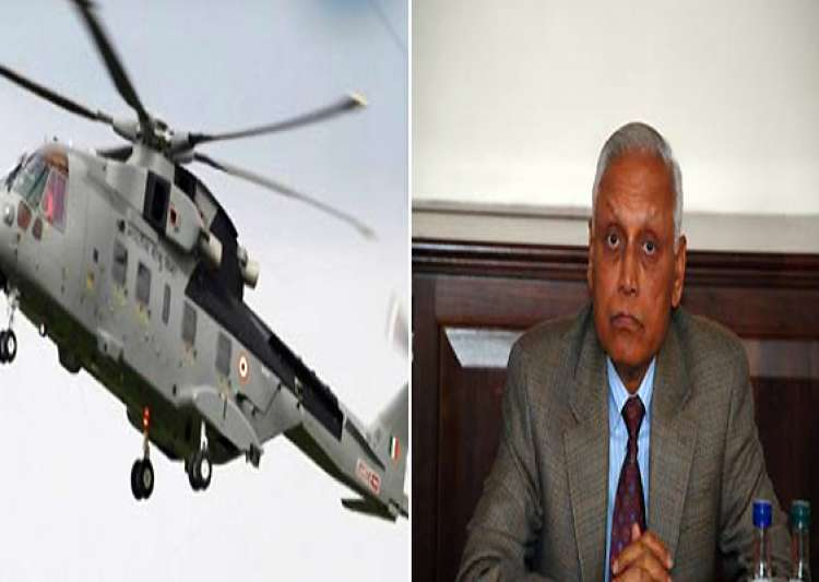 former iaf chief s p tyagi was bribed in vvip chopper scam- India Tv