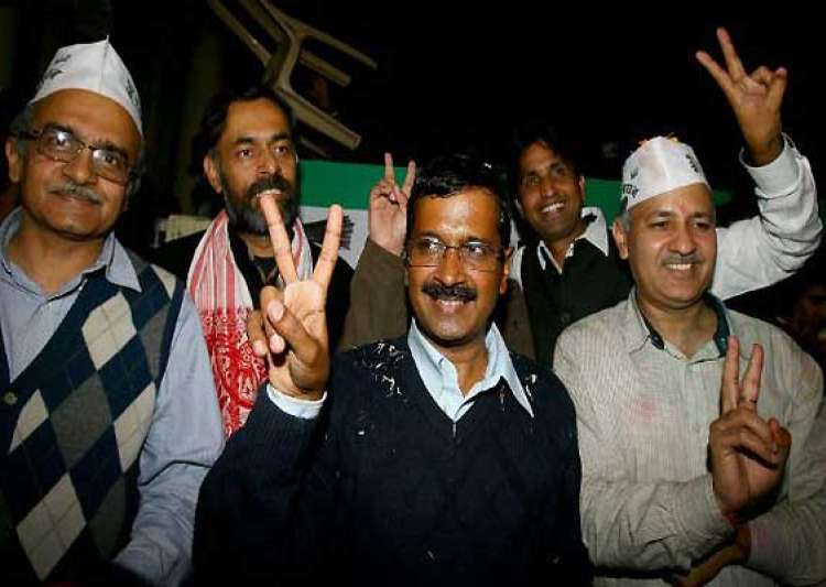 govt formation in delhi aap s pac unable to decide next- India Tv