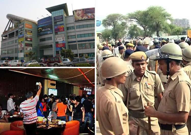 gurgaon administration asks malls pubs shops not to employ women beyond 8 pm- India Tv