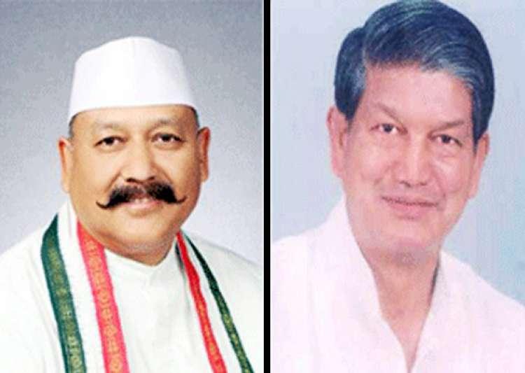 harish rawat hits back at satpal maharaj- India Tv