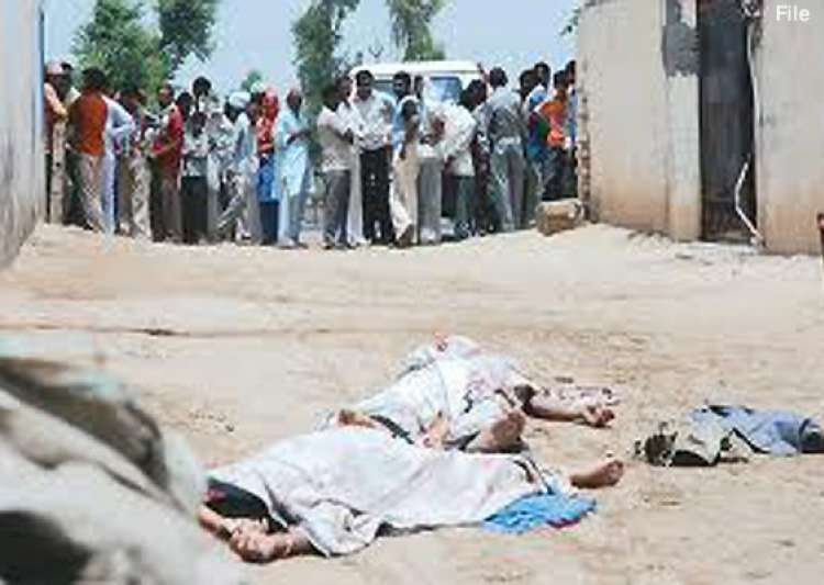 Village Auto Body >> Horror Killing: Lovers killed in Haryana village
