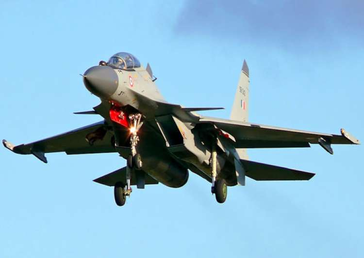 iaf sukhoi jet fighter crashes in jaisalmer ahead of- India Tv