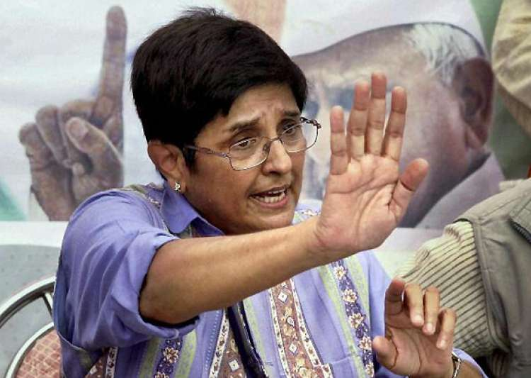 i could have become delhi police chief had i compromised bedi- India Tv