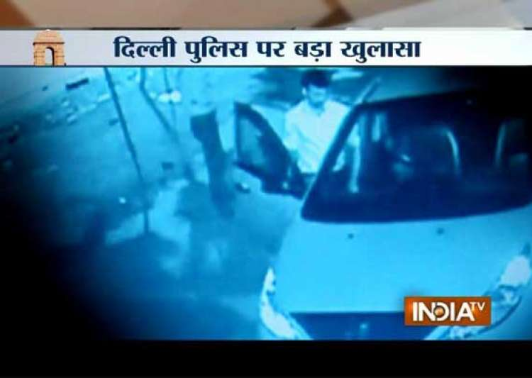 india tv sting operation exposes nexus between auto thieves- India Tv