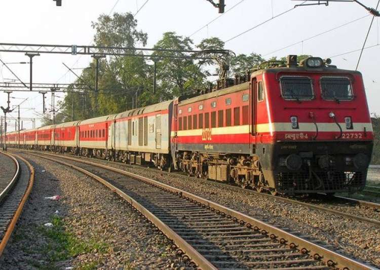 Long Distance Train Travel In India