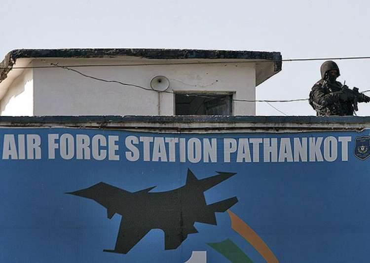 pathankot attack nia recovers chinese wireless from militants car- India Tv