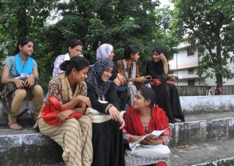can t allow girls in library as there would be four times- India Tv