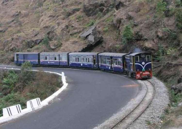 Toy Train To Resume Service From Siliguri To Darjeeling