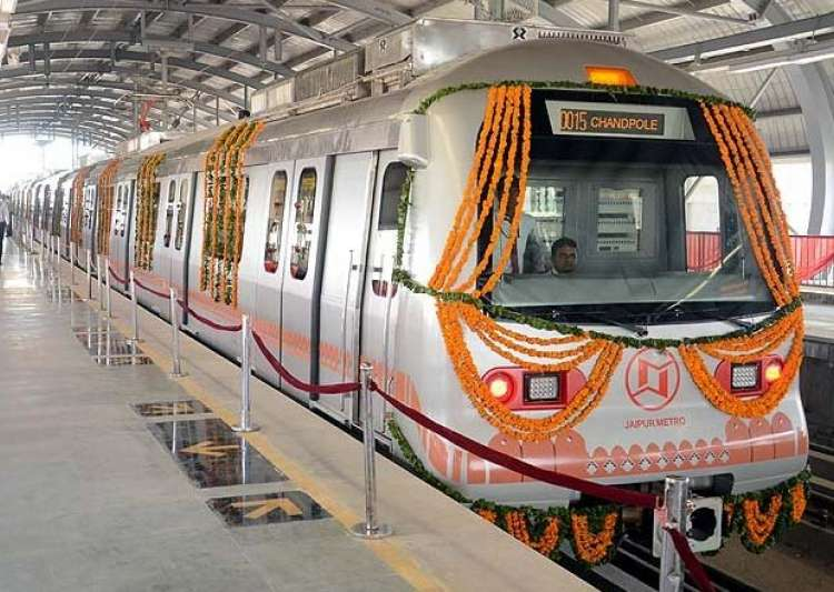top    facts to know about jaipur metro India TV