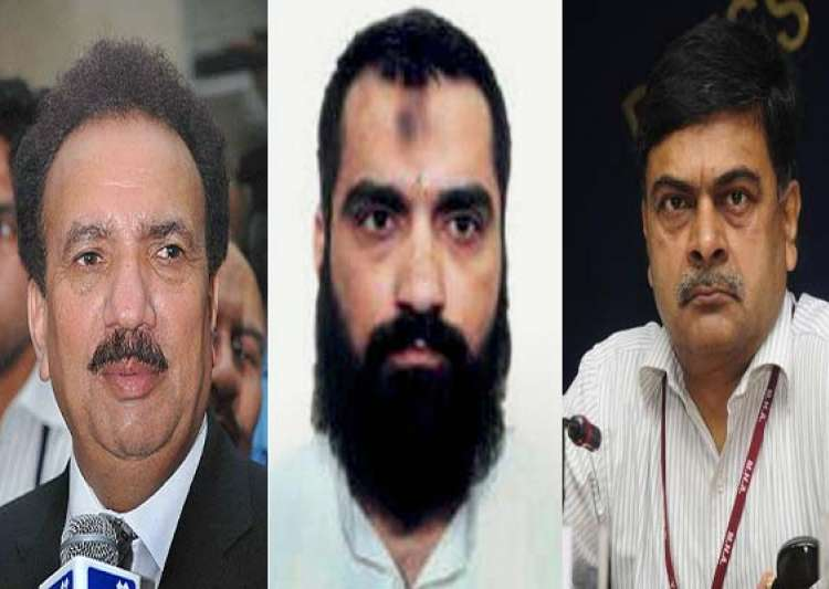 rehman malik says abu jundal was an indian agent india says- India Tv