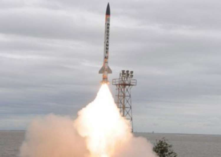india test fires missile interceptor