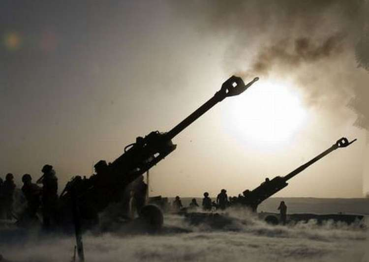 indian army to induct indigenous howitzers in 2013
