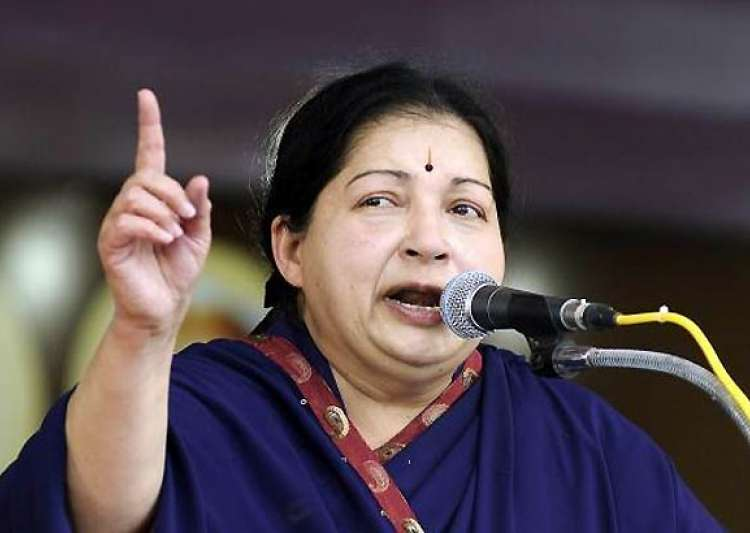 jayalalithaa opposes communal violence bill says it s fascist