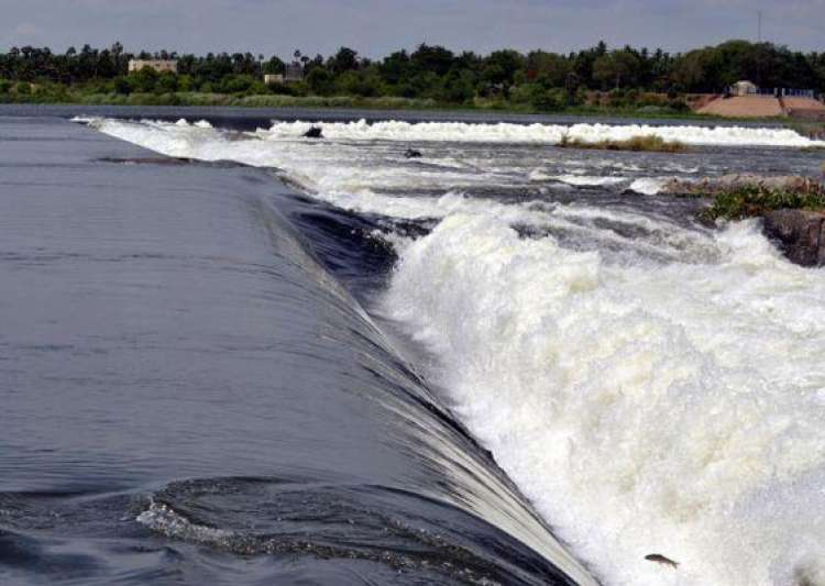 karnataka told to release 2.44 tmc cauvery water to tn- India Tv