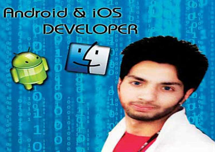 kashmiri teenager develops android game using physics- India Tv