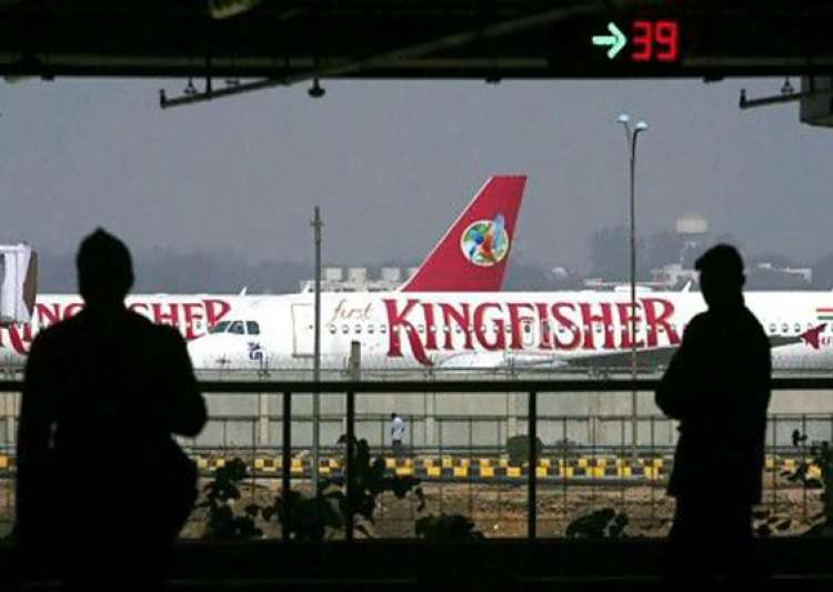 kingfisher aircraft seized in mumbai over non payment of- India Tv