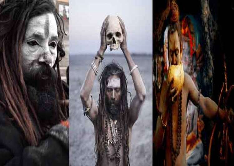 Holy Smoke | Aghoris worship lord Shiva & according to ...