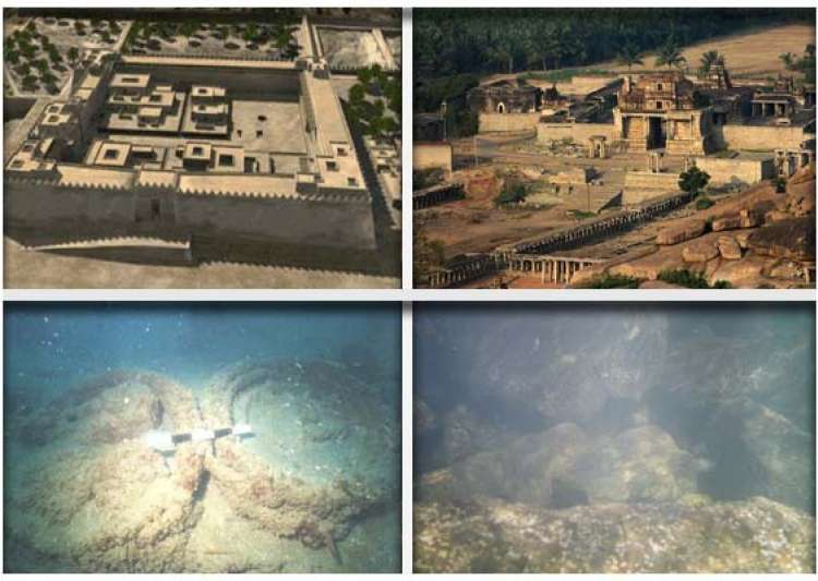 lost cities of india- India Tv