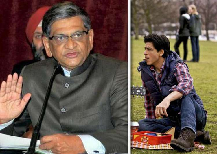 mechanical apology on srk not enough says krishna- India Tv
