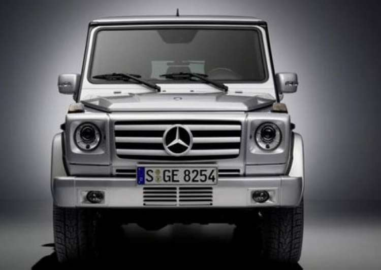 Mercedes benz launches g class suv price rs cr for Mercedes benz g class suv price