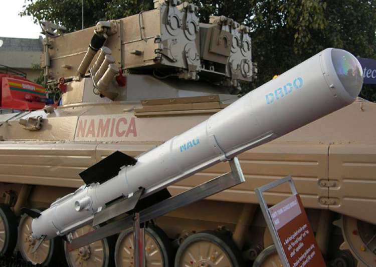 nag anti tank missile fails during user trials by army- India Tv