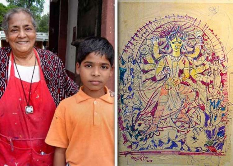 noted painter shanu lahiri passes away- India Tv
